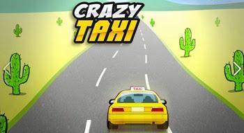 Juega Crazy Taxi gratis para Facebook