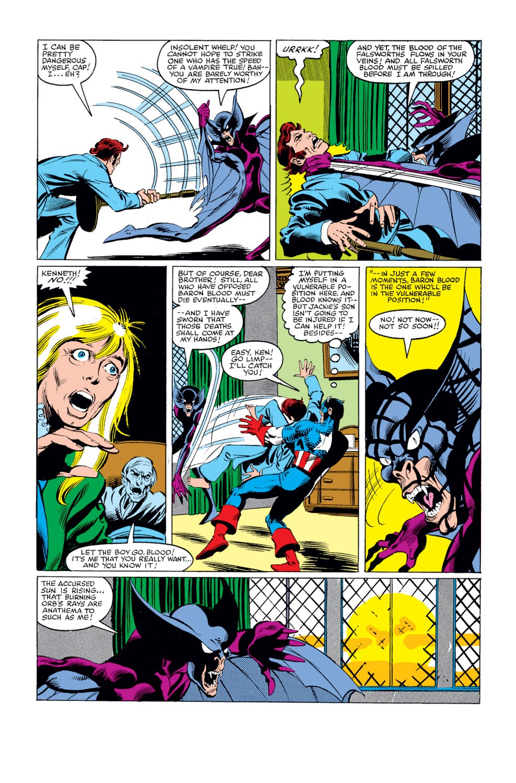 Captain America (1968) Issue #254 #169 - English 5