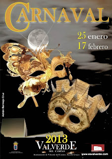 Carnaval 2013 - Valverde del Camino - Adrian Bermejo Cruz