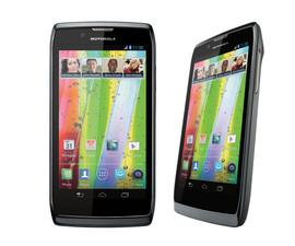 1. Motorola RAZR V