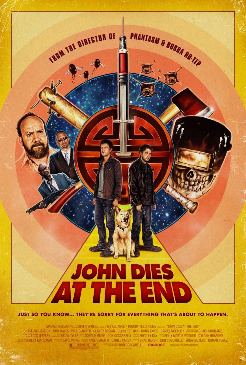 John Muere al final (2012) de Don Coscarelli