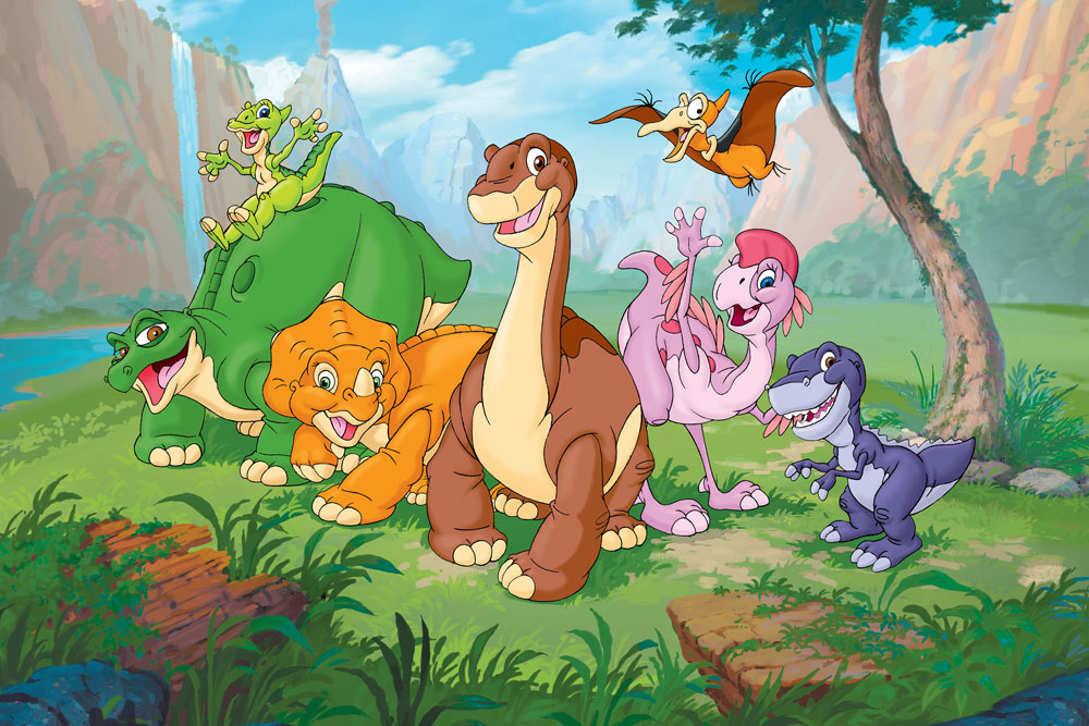 land before time characters pictures