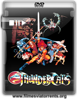 Thundercats: 1ª Parte Torrent - DVDRip