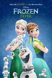 Watch Frozen Fever (2015) movie free online