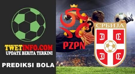 Prediksi Poland U18 vs Serbia U18