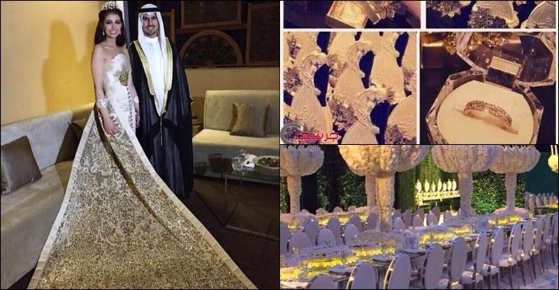 Kuwait grandson wedding