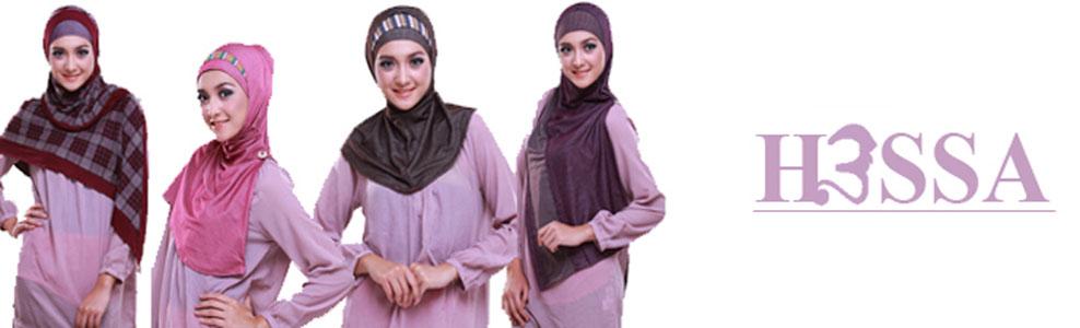 jilbab hessa | Kerudung Hessa | Ciput