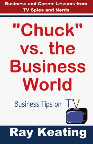 Get 'Chuck' vs. the Business World by Ray Keating