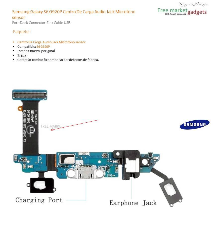 Samsung%2BGalaxy%2BS6%2BG920P%2BHeadphon