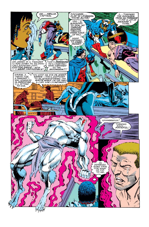 Captain America (1968) Issue #408 #357 - English 3