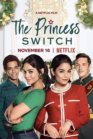 A Princesa e a Plebeia Netflix Filmes Torrent Download capa