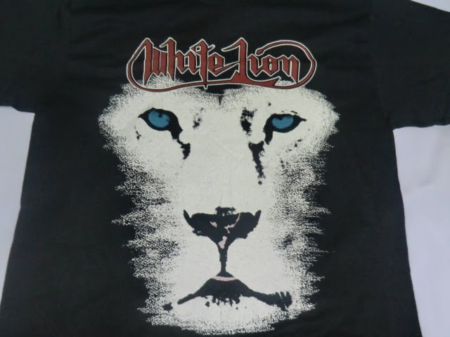 White Lion Band 2012