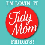 Tidy Mom I'm Lovin It Button