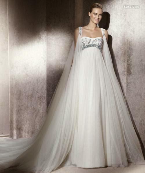 rachel´s fashion room: tipos de colas para el vestido de novia