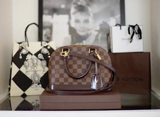 Louis Vuitton Alma BB Damier Ebene