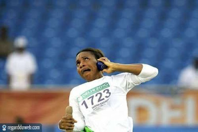 Images marrantes et insolites Sport - Athlétisme v6