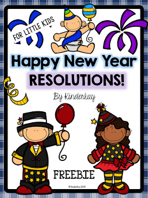 https://www.teacherspayteachers.com/Product/Happy-New-Year-Resolutions-For-Little-Kids-2277878