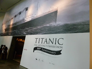 PY: Titanic: The Artifact Exhibition