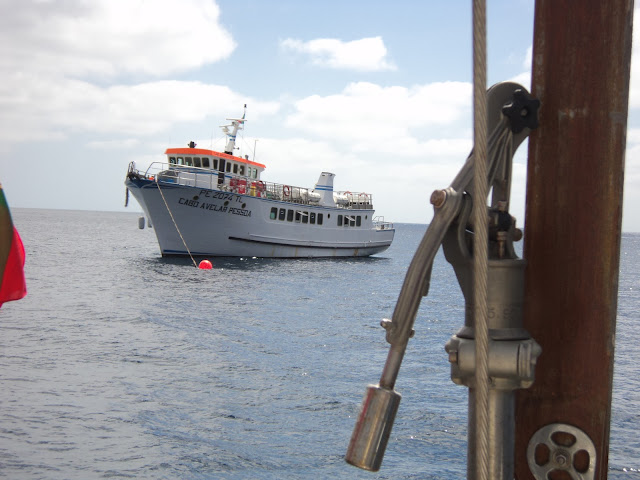 Ferry to Berlengas