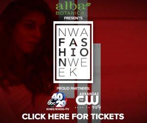 NWA Fashion Week March 1st - 4th