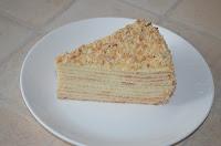Кусочек торта Творожный Наполеон