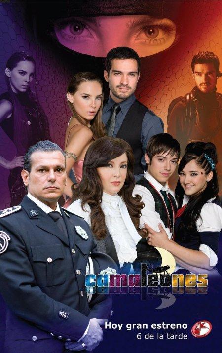 Ver Camaleones Capítulos Completos Telenovela (2009)
