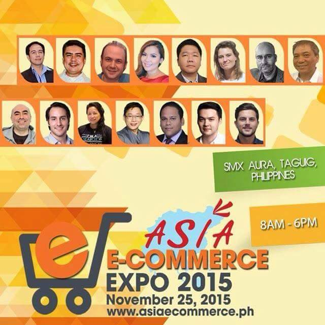 FTW! Blog, Asia E-coommerc, Expo 2015, #AECoE, zhequia.blogspot.com
