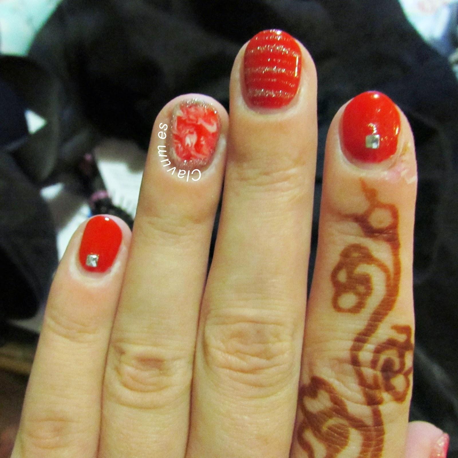 Gel Nail Art
