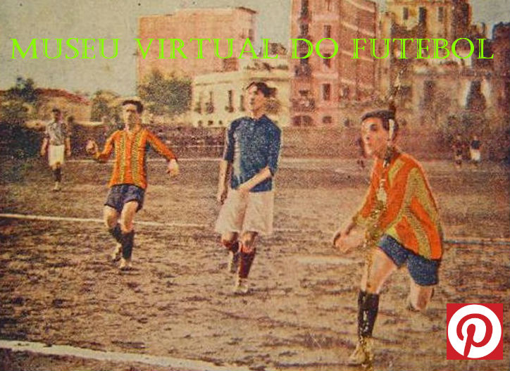 Museu Virtual do Futebol (Pinterest)