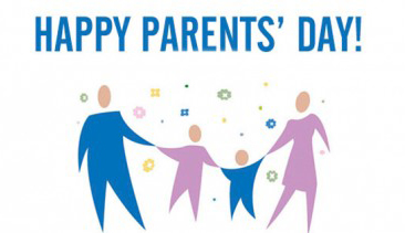 Happy Parents Day 2015
