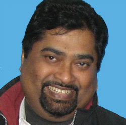 indiano Sanal Edamaruku, cético
