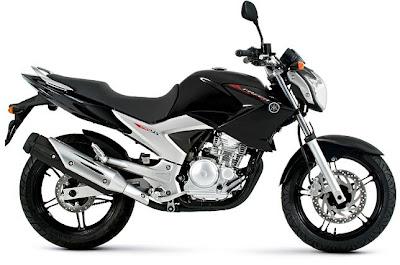 Nova Yamaha Fazer 250 Blue Flex 2013
