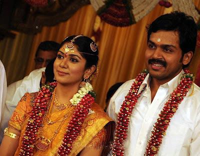 Karthi wedding photos