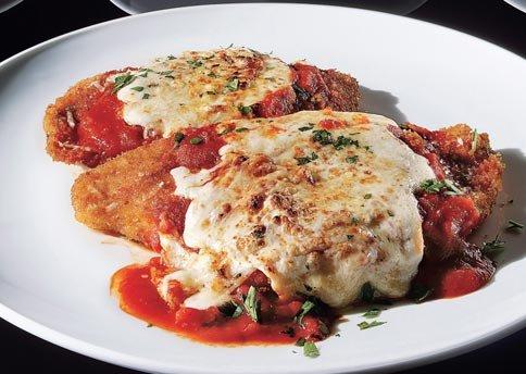 Comida en 365: Pollo a la Parmesana
