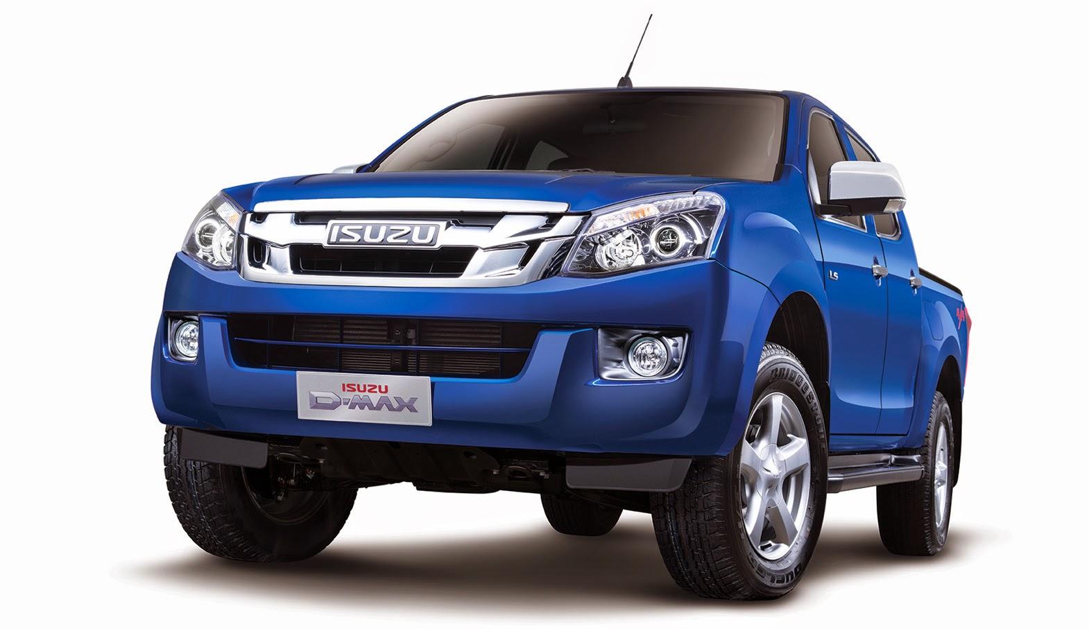 Car profiles isuzu d max