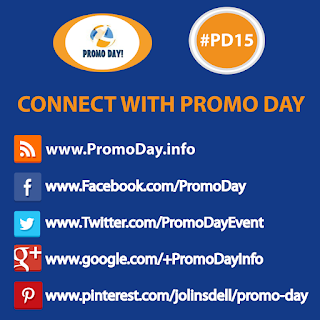 Connect with Promo Day on Social Media