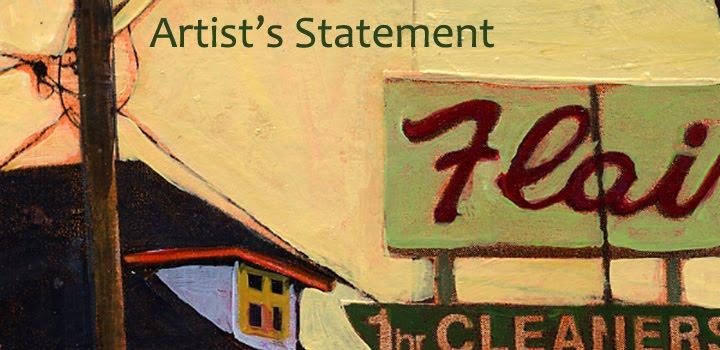 Artist's Statement & Bio