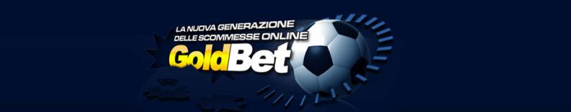 Come scommettere su Goldbet, bookmaker europeo