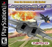 Download - Ace Combat 3 - Electrosphere - PS1 - ISO