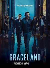 Graceland Temporada 3