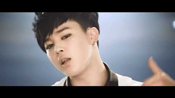 BTS Jimin Boy In Luv
