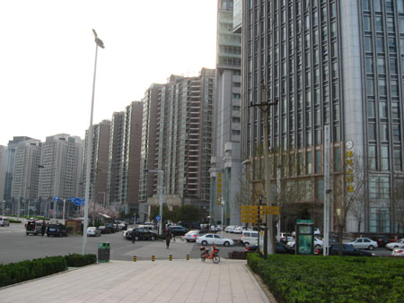 china ghost cities being filled