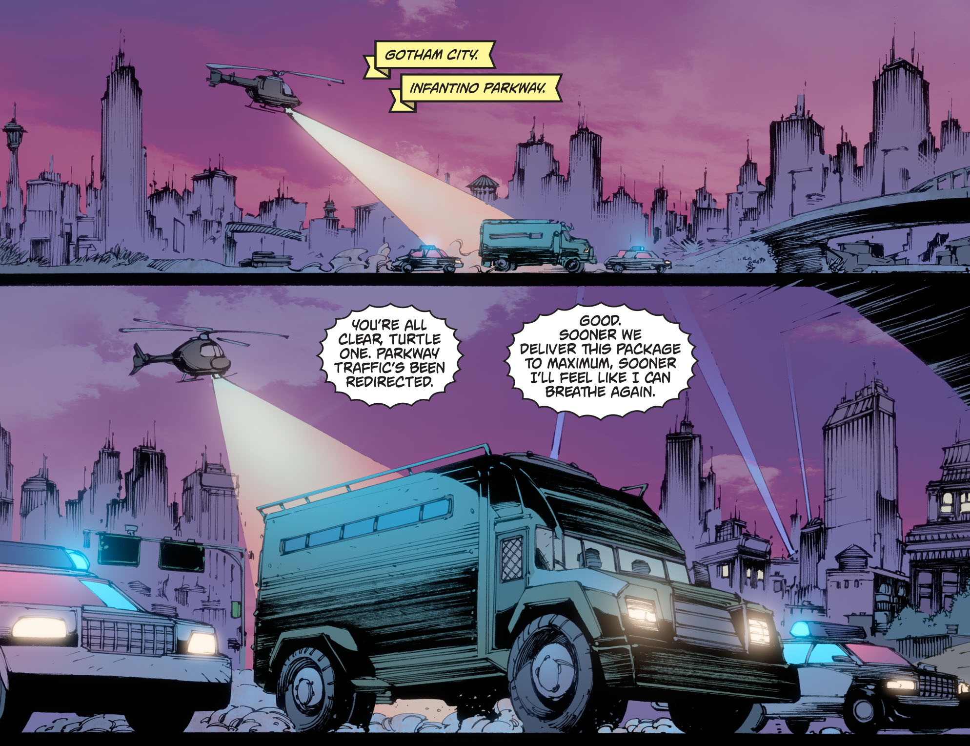 Batman: Arkham Knight [I] Issue #20 #22 - English 3