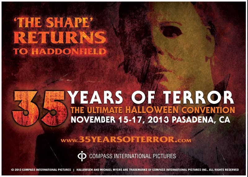 35 years of terror the ultimate halloween gathering