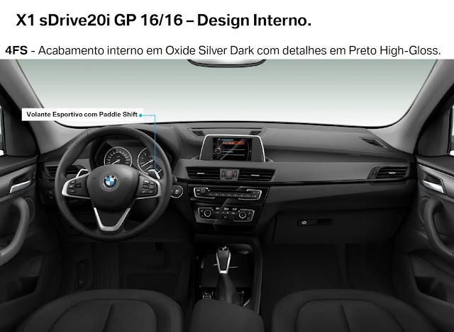 Nova BMW X1 2016