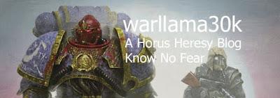 WarLlama 40k