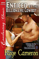 Enticed By The Billionaire Cowboy         Wives For The Western Billionaires 9