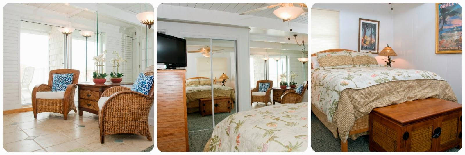 Oceanfront master suite  www.condoinoceancitymaryland.com