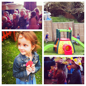 Preschool Easter celebrations