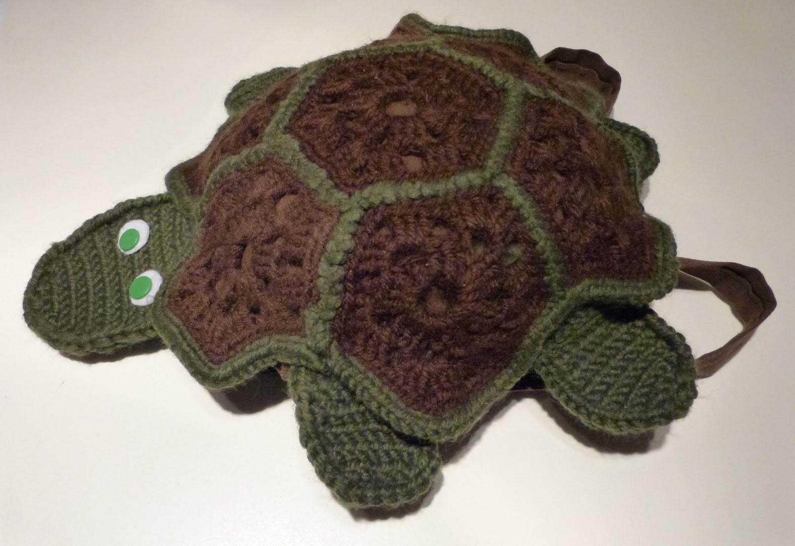 Páginas Azules: Lo ví y me enamoré: Mochila tortuga